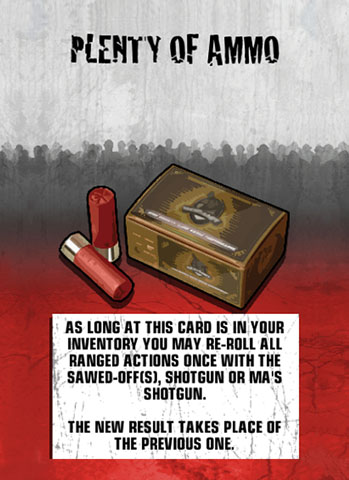 Zombicide Card Database
